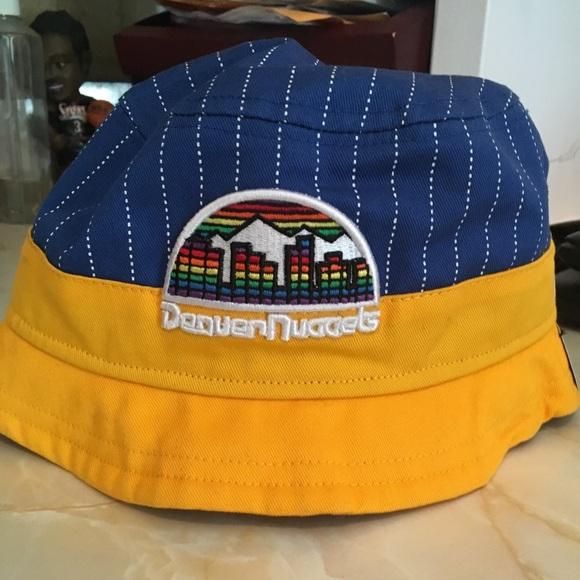 60be76f8d1c netherlands mitchell ness denver nuggets bucket hat b390a 8ea5b  czech new  era denver nuggets bucket hat blue yellow a90b1 0852a